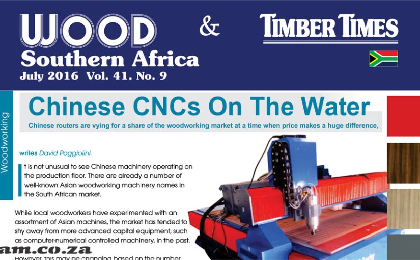 Advanced Machinery Features in Wood Southern AfricaMagazine