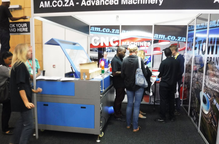 AM.CO.ZA is now a local for the Cape Town Sign Africa EXPO2017