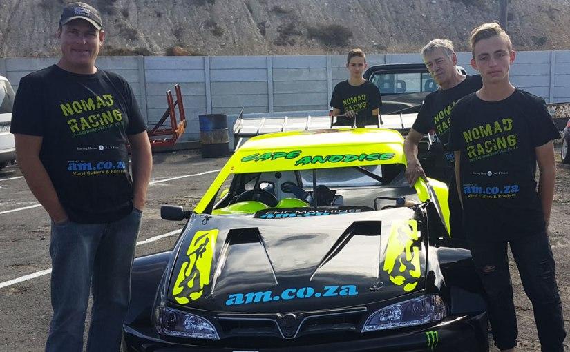 AM.CO.ZA Racing Sponsorship – Chasing TheHorizon