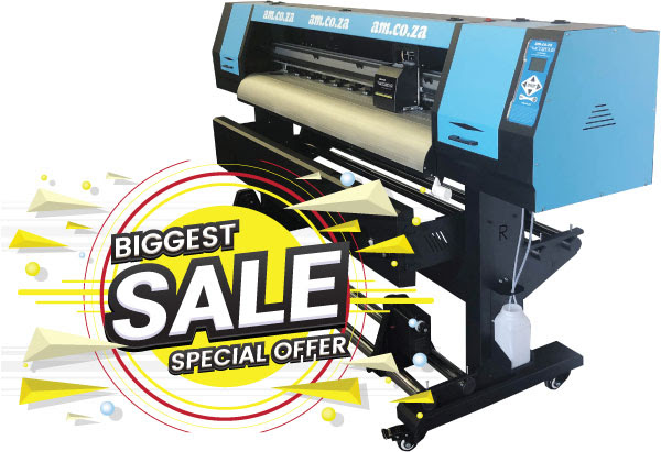 Free Large Format Printer Promo with the Purchase of Ink